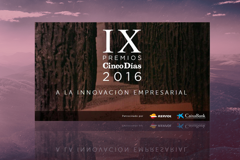 2016 - 5Días Spanish National Innovation Award